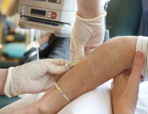intravenous dressings